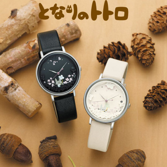 Alba My Neighbor Totoro 30th Anniversary Special Edition Watch