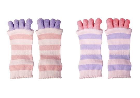 Nemureru Mori Toe Separator Rest Socks