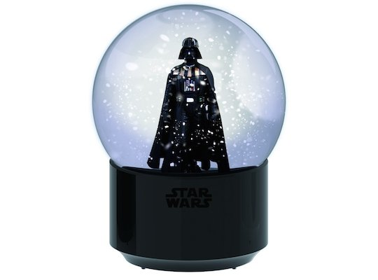 Star Wars Interactive Bluetooth Snow Globe by Amadana Imp