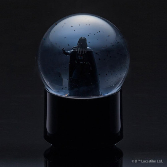 Star Wars Wireless Snow Globe Speaker