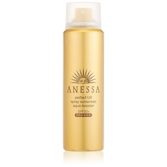 Anessa Perfect UV Spray Sunscreen