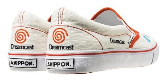 Sega Dreamcast Sneakers