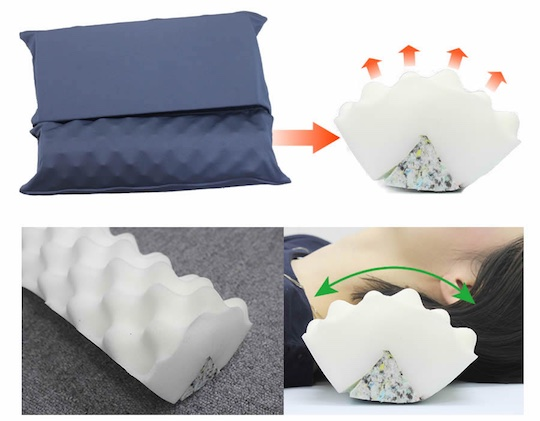 Neck Pain Relief Pillow for Smartphone Users