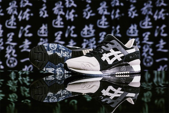 Kicks Lab ASICS GEL-Lyte III KL-Shinobi Ninja Sneakers