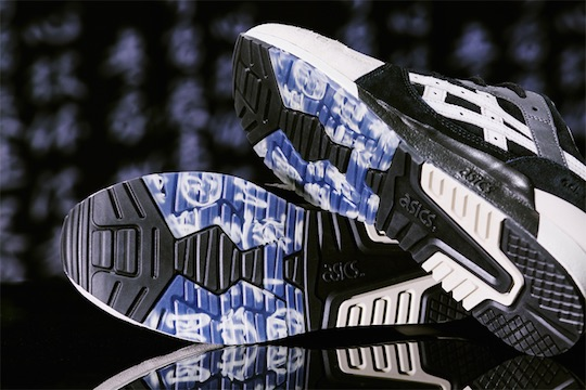 Kicks Lab ASICS GEL-Lyte III KL-Shinobi Ninja Sneakers