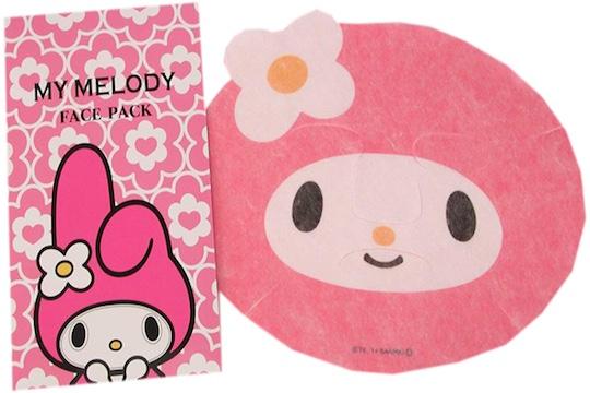 My Melody Narikiri Face Pack