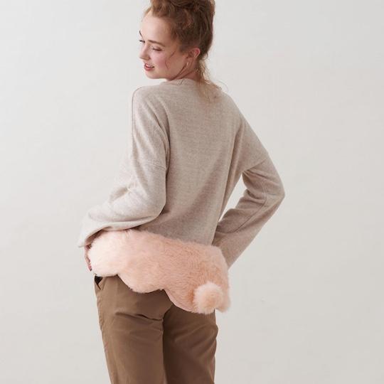 Fuwapoka Hug Waist Warmer
