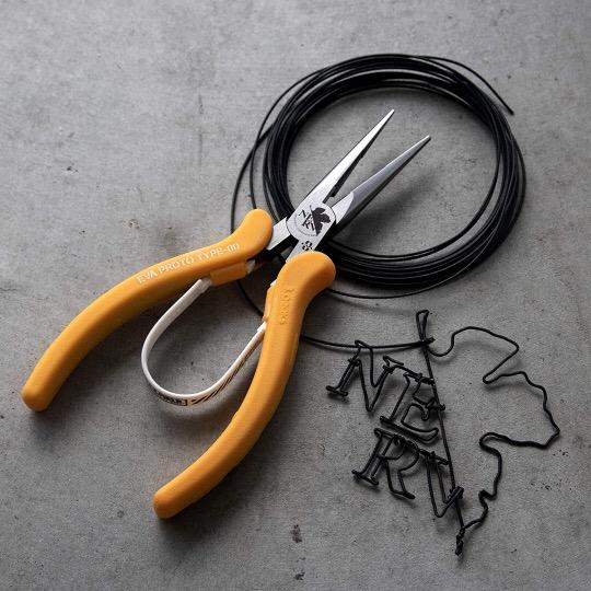 Evangelion AT Field Craft Pliers
