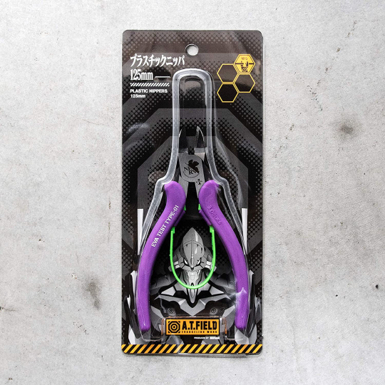 Evangelion AT Field Plastic Nipper