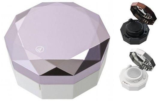 Audio-Technica AT-SPF30 Bijoué Compact Speaker
