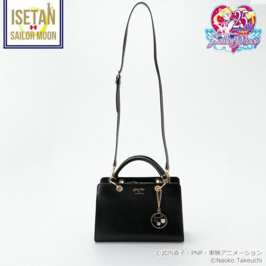 Samantha Vega Sailor Moon Handbag with Mirror Charm
