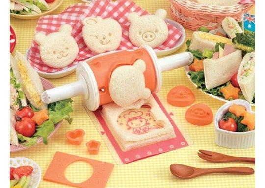 Bandai Cook Joy Pack Sand Maker