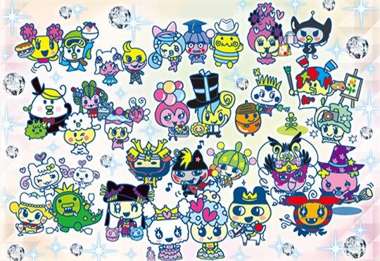 Tamagotchi iD L from Bandai