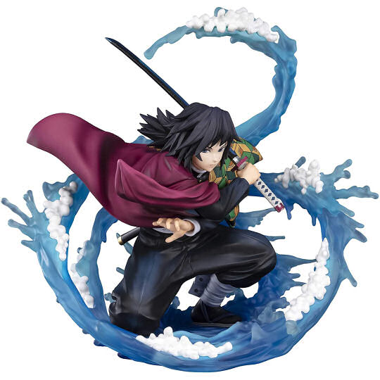 Demon Slayer: Kimetsu no Yaiba Giyu Tomioka Figuarts Zero Figure