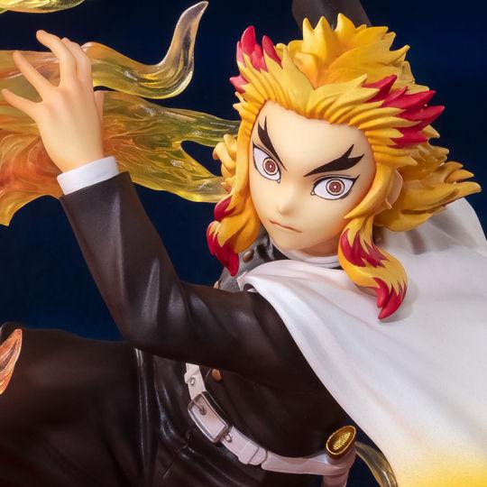 Demon Slayer: Kimetsu no Yaiba Kyojuro Rengoku Figuarts Zero Figure