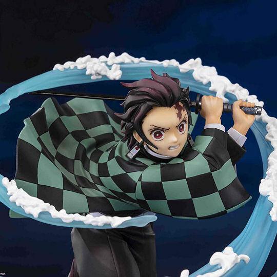 Demon Slayer: Kimetsu no Yaiba Tanjiro Kamado Figuarts Zero Figure
