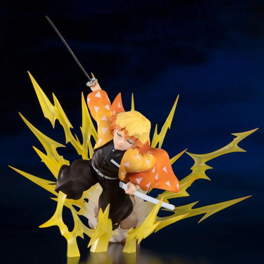 Demon Slayer: Kimetsu no Yaiba Zenitsu Agatsuma Figuarts Zero Figure