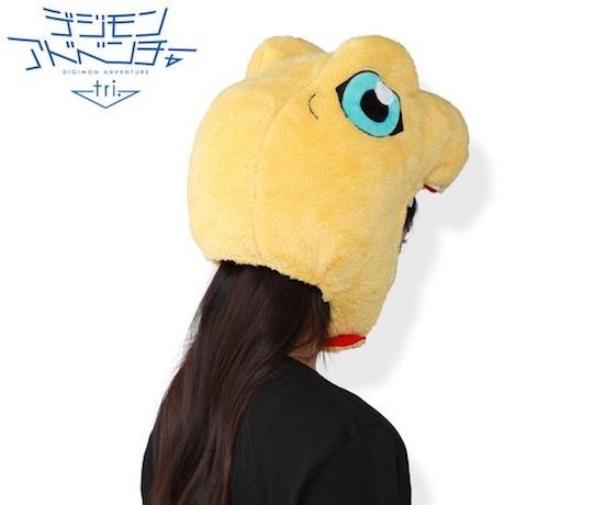 Digimon Anime Hats Agumon, Patamon