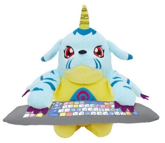 Digimon Gabumon PC Cushion