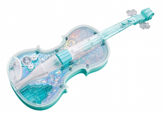 Dream Lesson Light and Orchestra Disney Music Violin Toy
