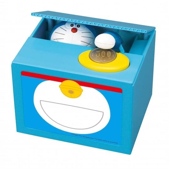Doraemon Itazura Piggy Bank