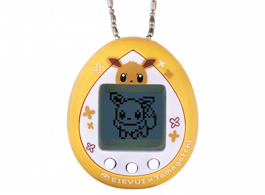 Pokemon Eevee Tamagotchi