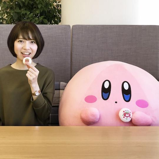 Kirby plush toy