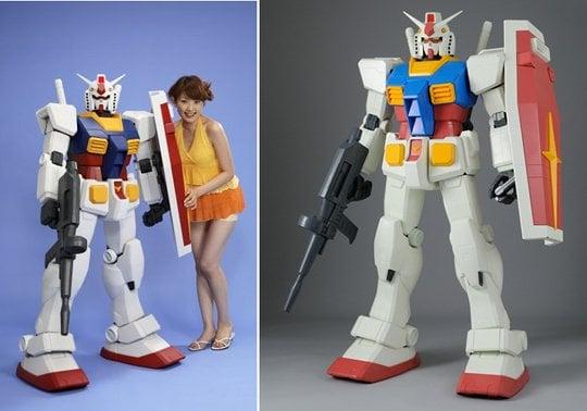 HY2M Hyper Hybrid Model 1/12 RX-78-2 Gundam
