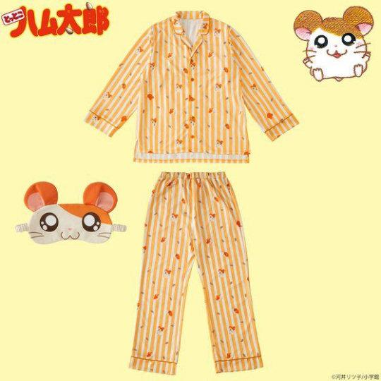 Hamtaro Pajamas