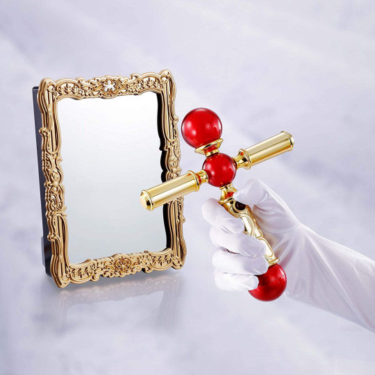 PROPLICA Phantom Thief Jeanne Rosary Set