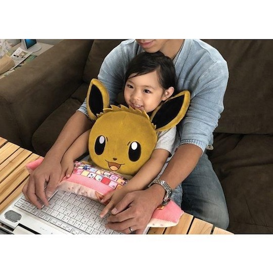 Pokemon Eevee PC Cushion