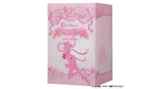 Sailor Moon Miracle Romance Eau de Toilette Perfume