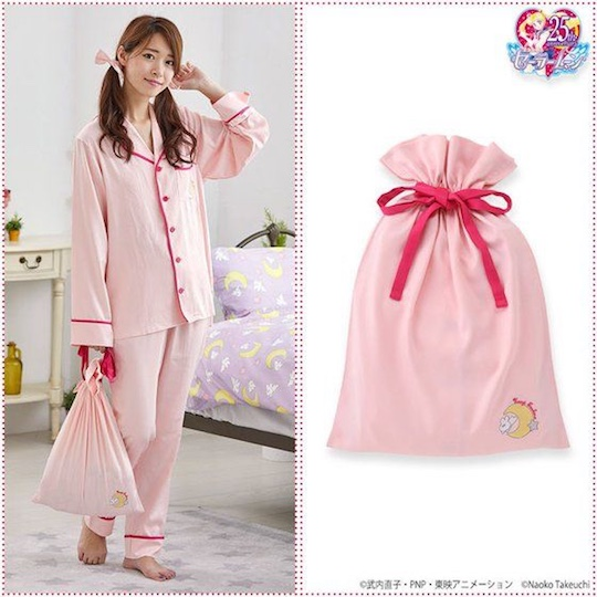 Sailor Moon Rabbit Pajamas