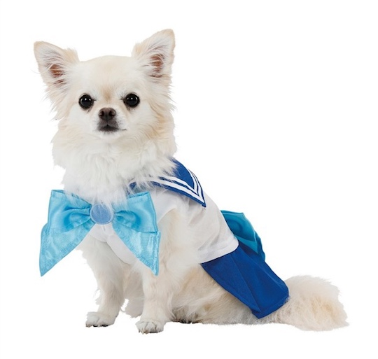Sailor Moon Sailor Soldier Dog Outfits
