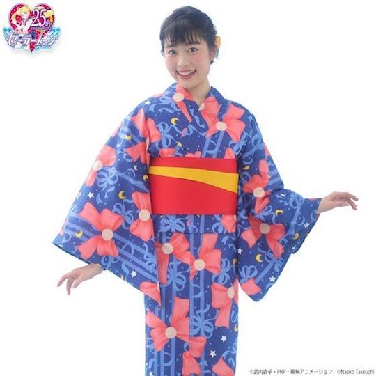 Pretty Guardian Sailor Moon Yukata Set