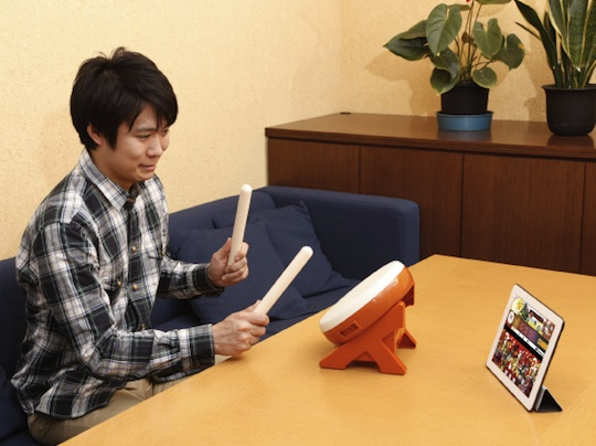 Taiko no Tatsujin Bluetooth Controller Drum Game