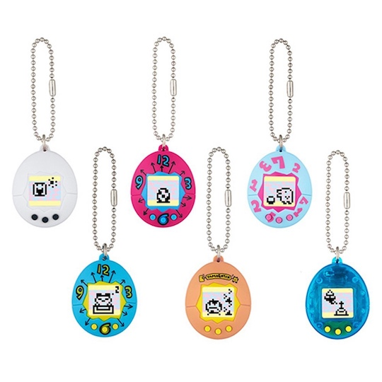 Tamagotchi 20th Anniversary Original Model Re-release
