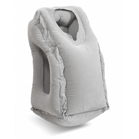 Oyasumi Pillow Travel Sleeping Head Cushion