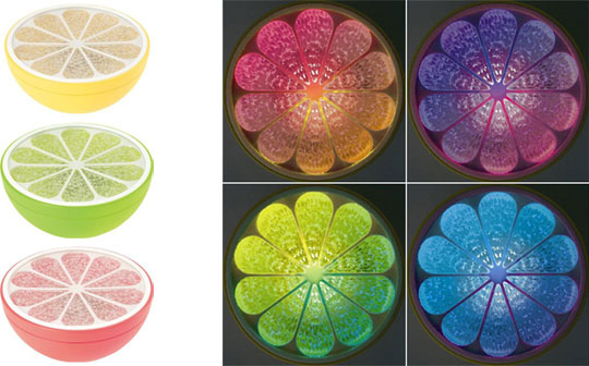 Fruit Palette Bath Light
