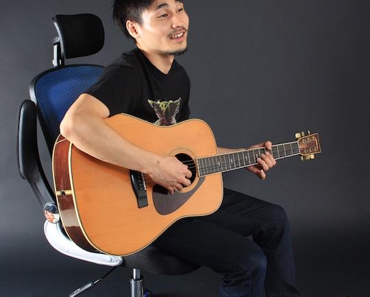 Bauhutte Guitaisu Guitar Chair