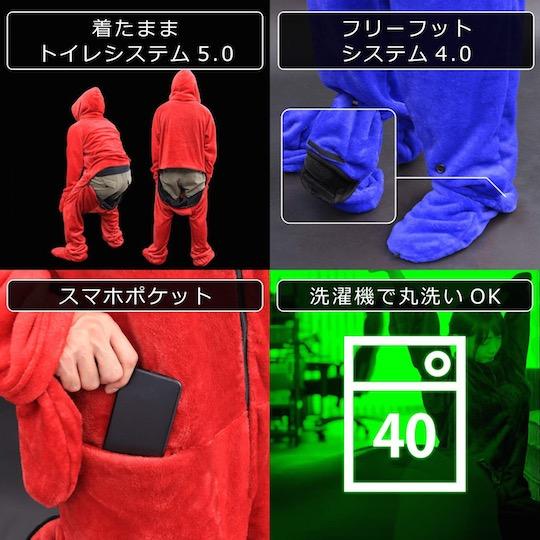Damegi 2020 Indoor Pajama Jumpsuit