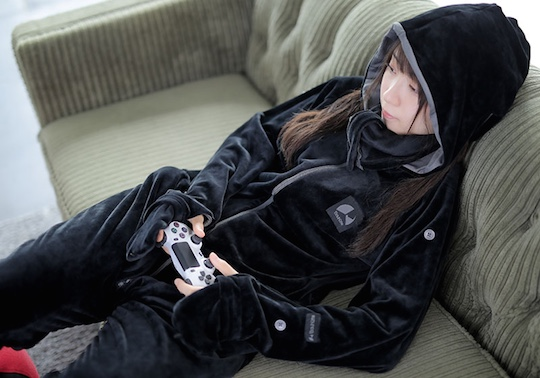 Damegi 4G Indoor Pajama Jumpsuit for Gamers