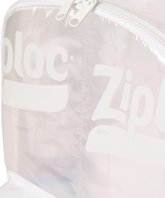 Ziploc Beams Couture Backpack