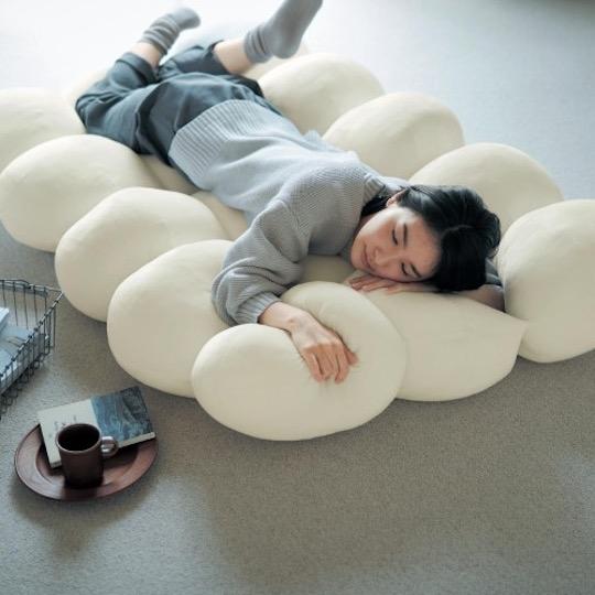 Addictively Fluffy Cloud Nap Mat