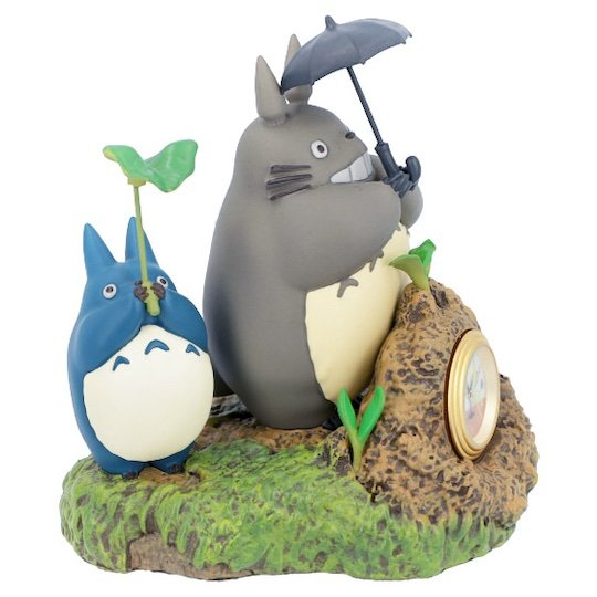 My Neighbor Totoro Dondoko Dance Clock