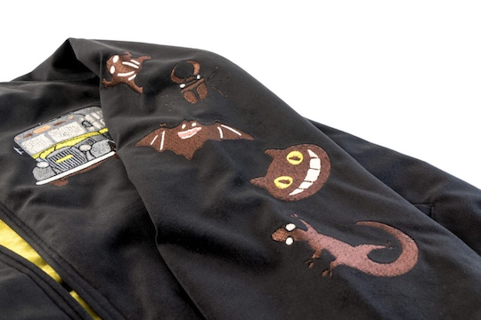 Studio Ghibli Totoro Catbus Souvenir Jacket