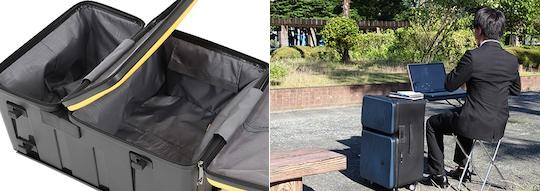 Nomad Suitcase