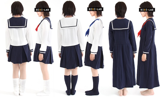 Sailor School Uniform Collection Room Wear