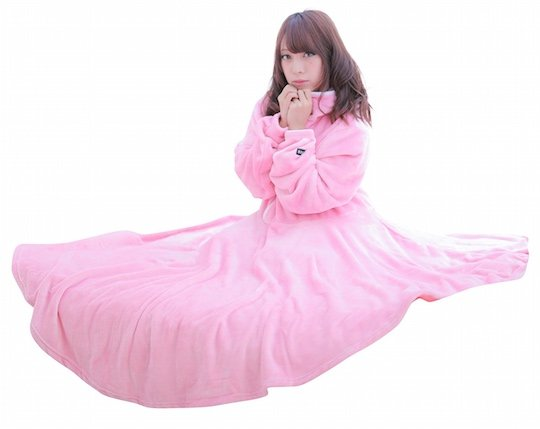 Self Kotatsu Wearable Blanket