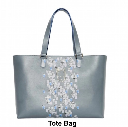 JoJo's Bizarre Adventure Bvlgari Tote Bags